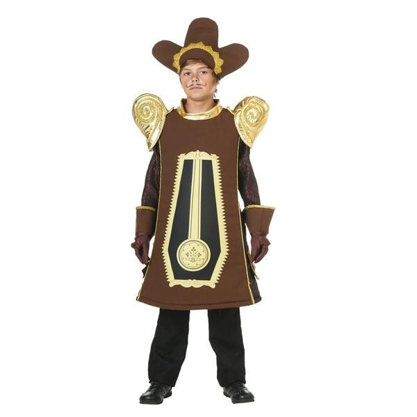 Child Mantel Clock Costume Movie Beauty