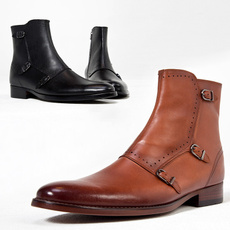 dress shoes, Fashion, Leather Boots, leather shoes
