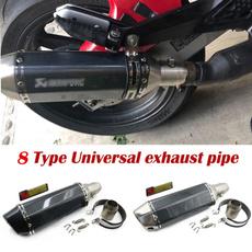 motorcycleaccessorie, exhaustpipesilencer, universalexhaustpipe, 51mmexhaustpipe
