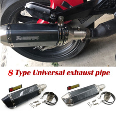 motorcycleaccessorie, exhaustpipesilencer, universalexhaustpipe, 51mmexhaustpipe