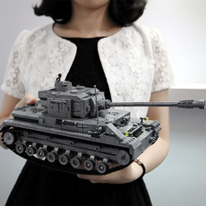 Toy, Tank, Army, puzzletoy