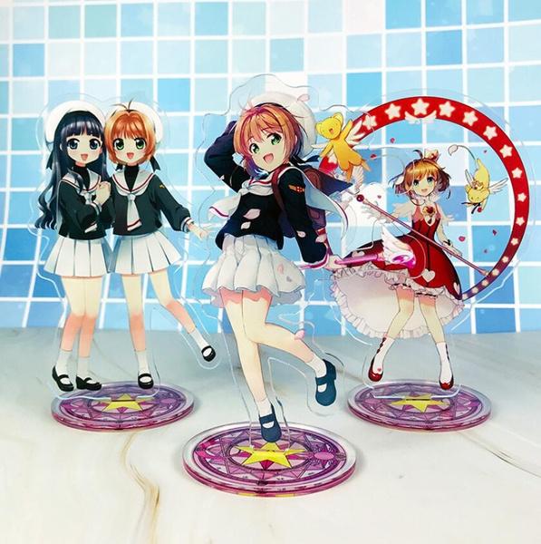 Card Captor Sakura Sakura Kinomoto Stars Bless 15th Acrylic Stand Figure Gift
