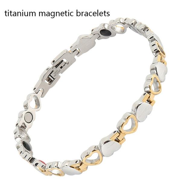 magneticbangle, healthbracelet, Jewelry, carpalbracelet