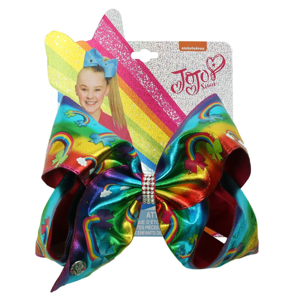 jojo, jojorainbow, rainbow, hairbowsforgirl