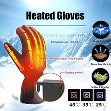 motorcycleaccessorie, Winter, Waterproof, cyclingglove