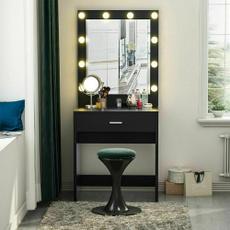 wooddesk, Fashion, led, Beauty