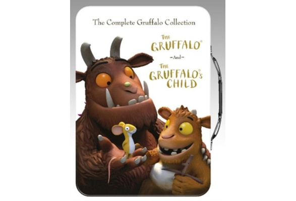 The Gruffalo World Book Day CMA127 Kids /& Adults White Tee