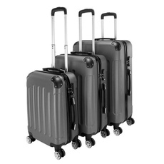 carryonluggage, travelluggagecase, Gray, 28inchluggage