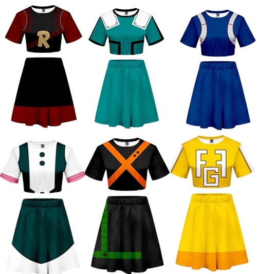Boku no Hero Academia My Hero Academia Todoroki Shoto Cosplay costume dress