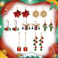 Fashion, Christmas, women earrings, Accessories