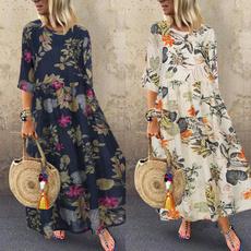 floralprintdres, sundress, plus size dress, Dress