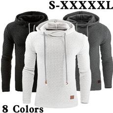Plus Size, hooded, Winter, Long Sleeve
