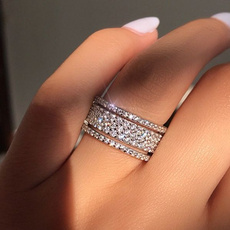 Sterling, DIAMOND, Wedding Accessories, Wedding