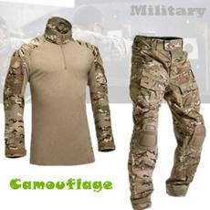 Exterior, Shirt, Combat, Army