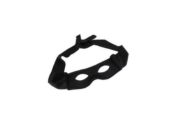 Bandit Zorro Masked Man Eye Mask for Theme Party Masquerade Costume Halloween/_