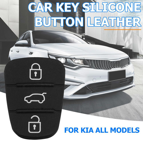 Car Key Fob Cover for Kia Silicone Rubber Case