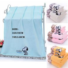 cute, Bathroom, Towels, Home textile
