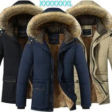 Plus Size, Winter, Long Coat, winter coat
