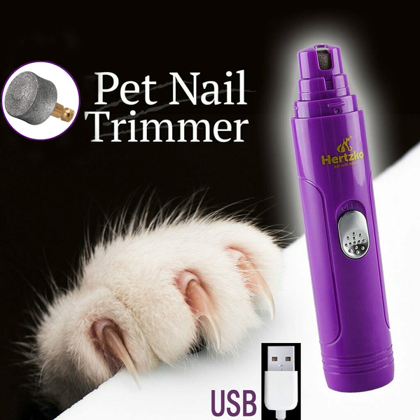 Hertzko Electric Pet Nail Grinder
