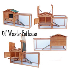 coophouse, rabbitcage, hutch, Waterproof