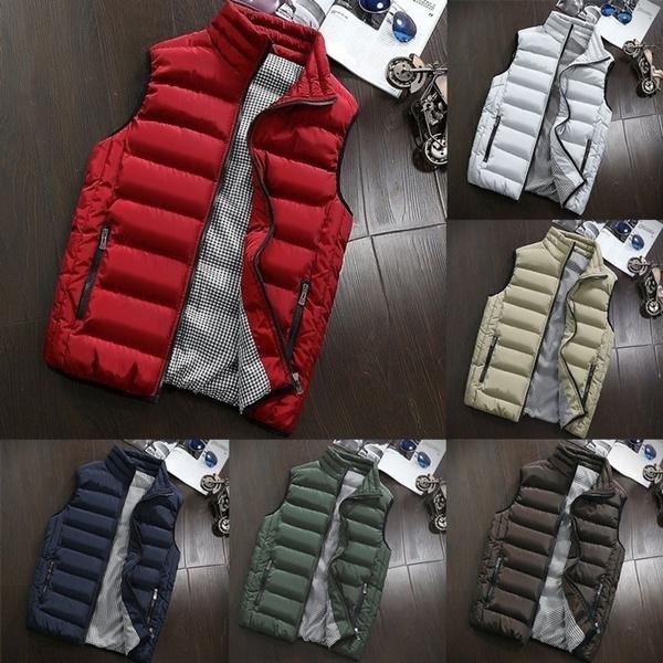 Vest, Fashion, Winter, downjacketmen