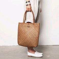 naturehandbag, fashionwovenbag, Designers, fashionstrawbag