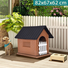 Outdoor, Door, plasticdogkennel, dog houses