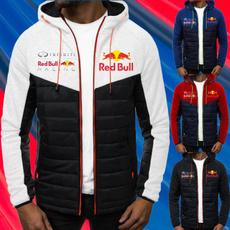 Jacket, hooded coat, zipperjacket, winter coat