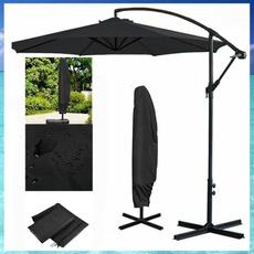 parasolcoverforgarden, dustproofumbrellacover, Umbrella, Garden