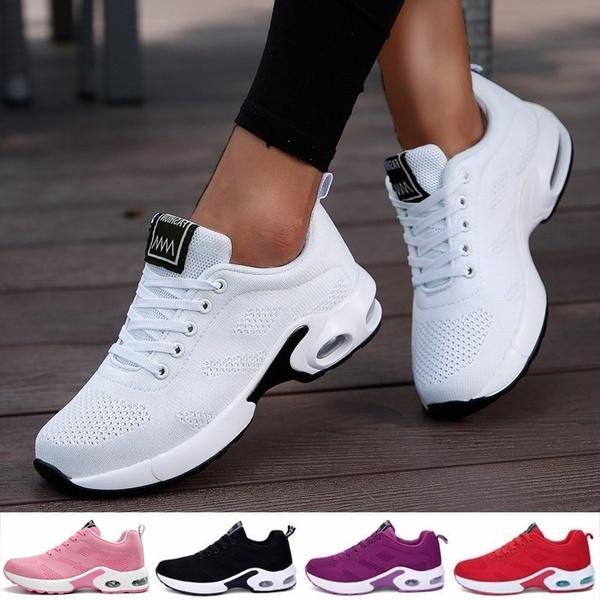 Sneakers for Women Sport Shoes Women Air Cushion Running Shoes Tennis Shoes Women Size 35 42