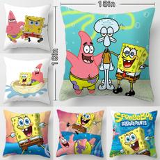 case, decoration, Beds, Sponge Bob