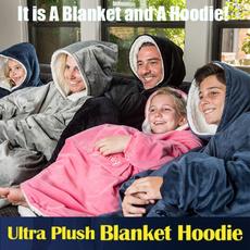 asseenontvproduct, Fleece, hooded, thecomfyblanketsweathshirt