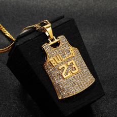 Chain Necklace, mens necklaces, Joyería, gold