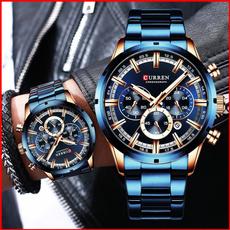 Chronograph, watchformen, dial, Fashion