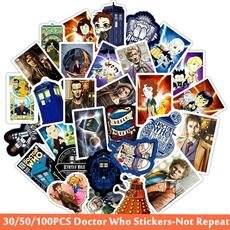 Car Sticker, Waterproof, doctorwhosticker, Stickers