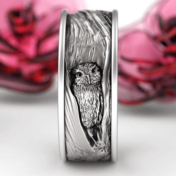 Sterling, ringsformen, Engagement, wedding ring