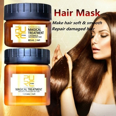 treatmentmask, hairstyle, Máscaras, hairconditioner
