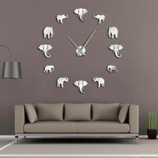 Modern, decorclock, Clock, Home & Living