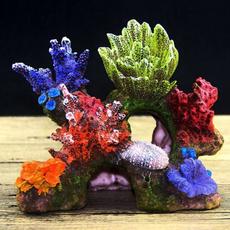 Mountain, resincoralreef, Tank, Reef