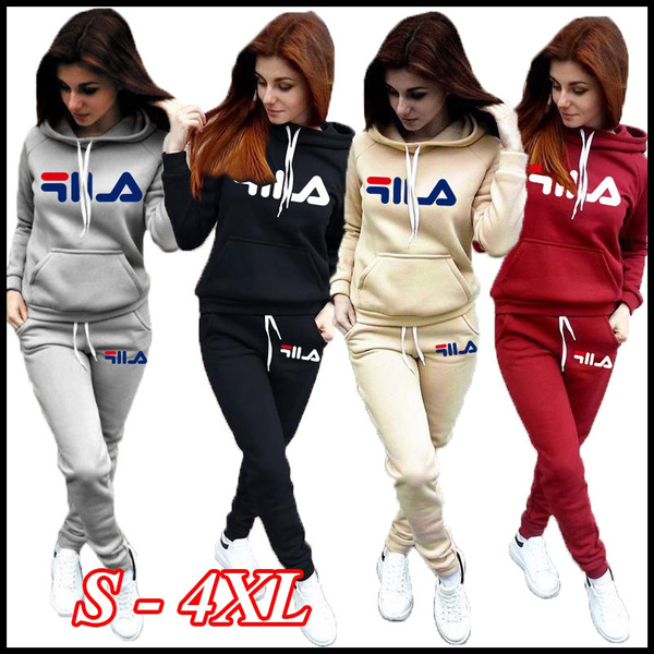Two-Piece Suits, womens hoodie, Sleeve, pants