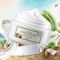 aging, coconut, Oil, Face