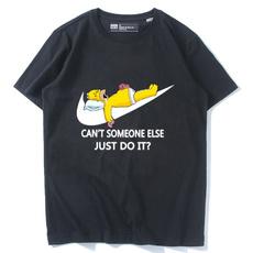 Funny, Fashion, simpsonsshirt, Sleeve