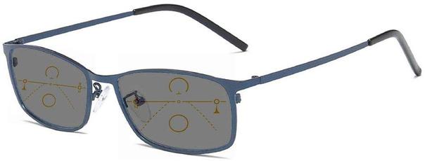 multifocal, Adjustable, photochromic, progressive