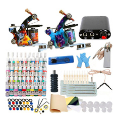 Machine, tattookit, Tattoo Supplies, Tattoo sticker