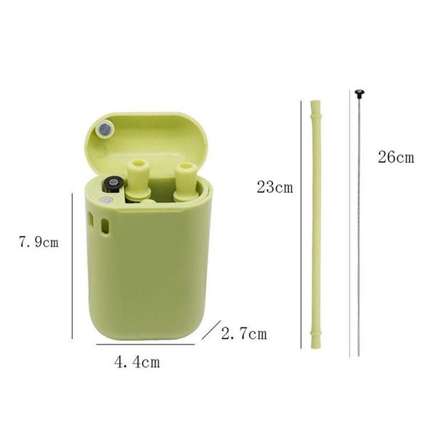 siliconestraw, reuseable, portable, strawforparty