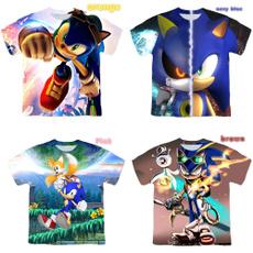 sonic, Fashion, short sleeves, sonicthehedgehog
