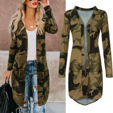 cardigan, Outerwear, Sleeve, Long Coat