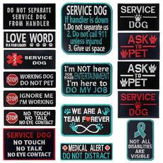 moralepatche, Vest, patchesforservicedog, Pets