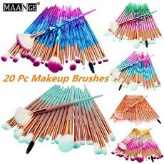 Cosmetic Brush, Beauty, pinceisparamaquiagem, Makeup