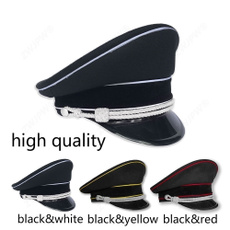 officercap, Fashion, Army, Cap